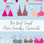 16 Cute Target Swimsuits For Moms