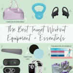 At Home Fitness: The Best Target Workout Equipment + Essentials