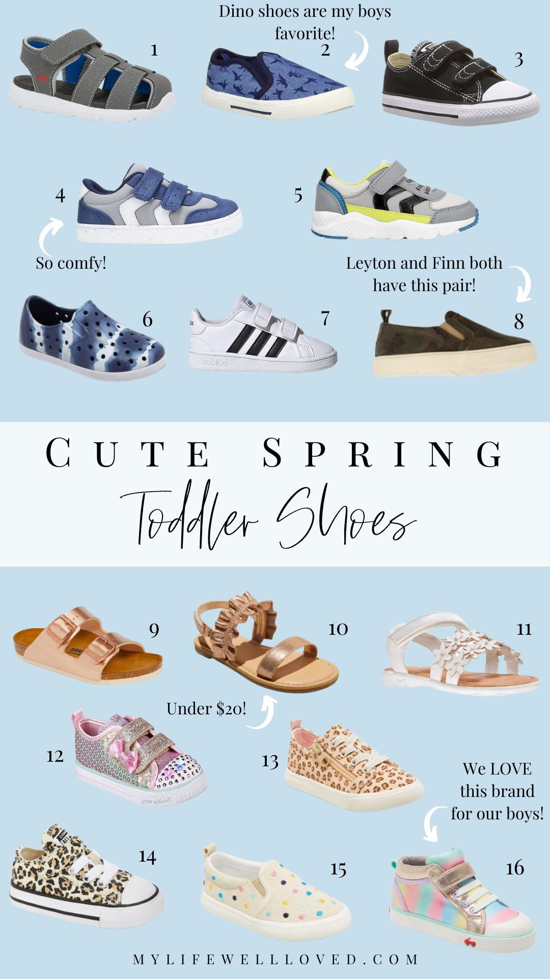 Target Favorites: Cute Spring Shoes For The Whole Family by Alabama Style + Fashion blogger, Heather Brown // My Life Well Loved