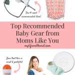 Top Baby Registry Recommendations from the MLWL Community