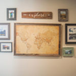 Home: Travel Wall