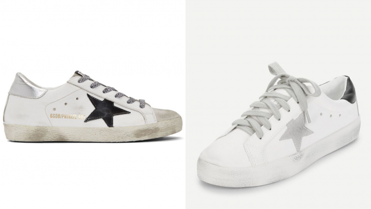 The Best Fall Shoe Dupes: Sneaker Edition by Alabama Fashion + Style blogger, Heather Brown // My Life Well Loved