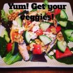 Healthy Challenge: Veggie Time