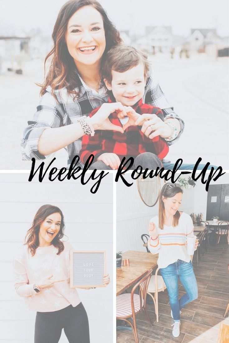 Travel Diaries: Weekly Roundup + Best Sellers by Alabama Life + Style Blogger, Heather Brown // My Life Well Loved