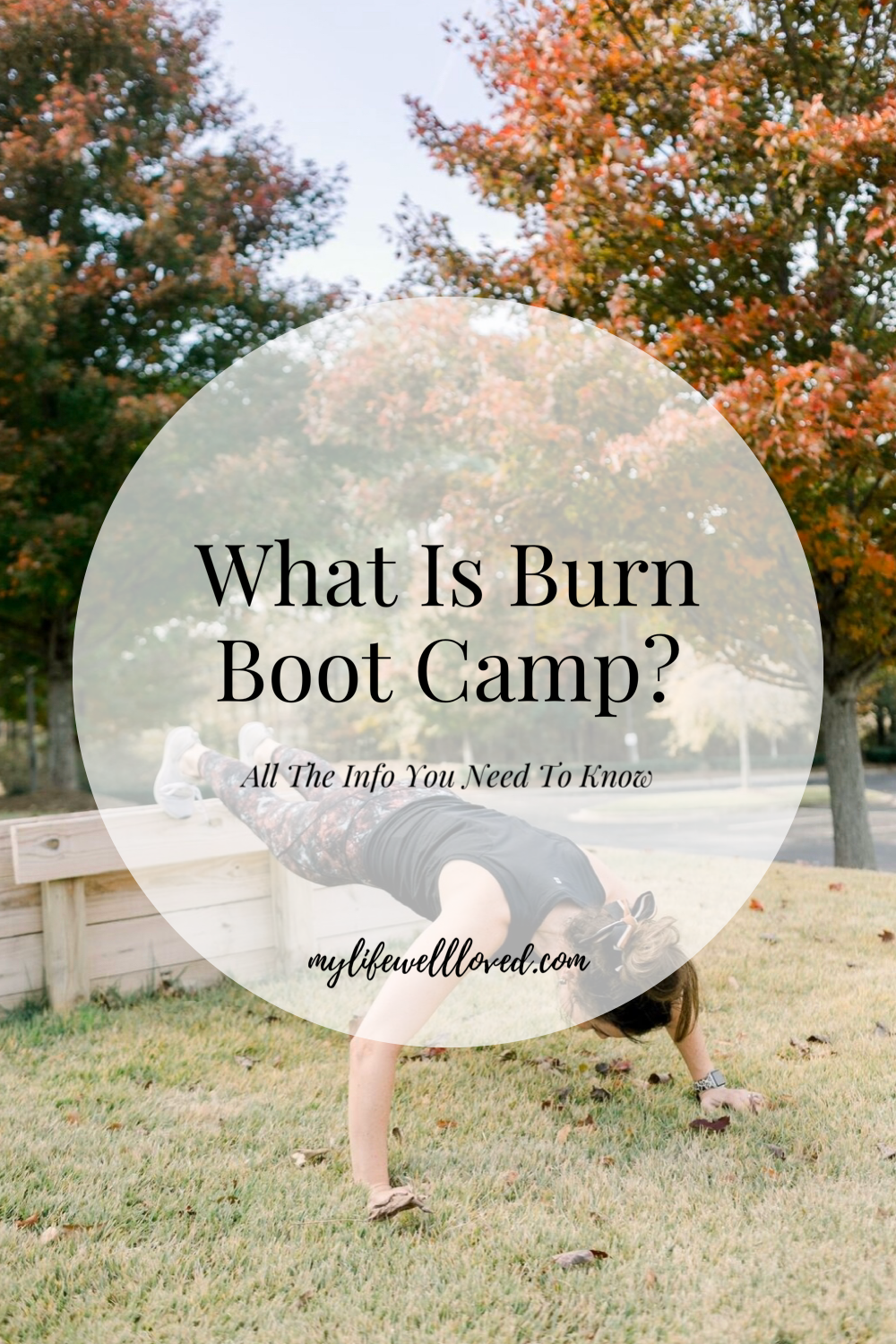 What Is Burn Boot Camp?: All The Info You Need To Know by Alabama Life + Style Blogger, Heather Brown // My Life Well Loved