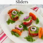 Whole30 Sweet Potato Bun Sliders
