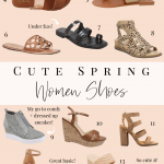Target Favorites: Cute Spring Shoes For The Whole Family