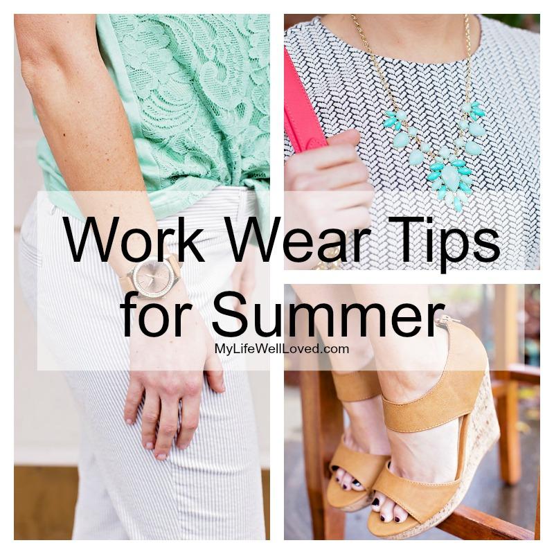 Office Wear Tips for Summer