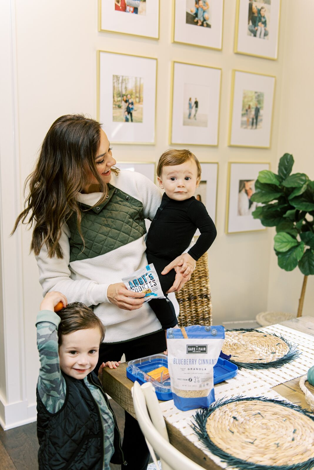 12 Kid-Friendly On the Go Snack Ideas for the Busy Mom by Alabama Life + Style Blogger, Heather Brown // My Life Well Loved