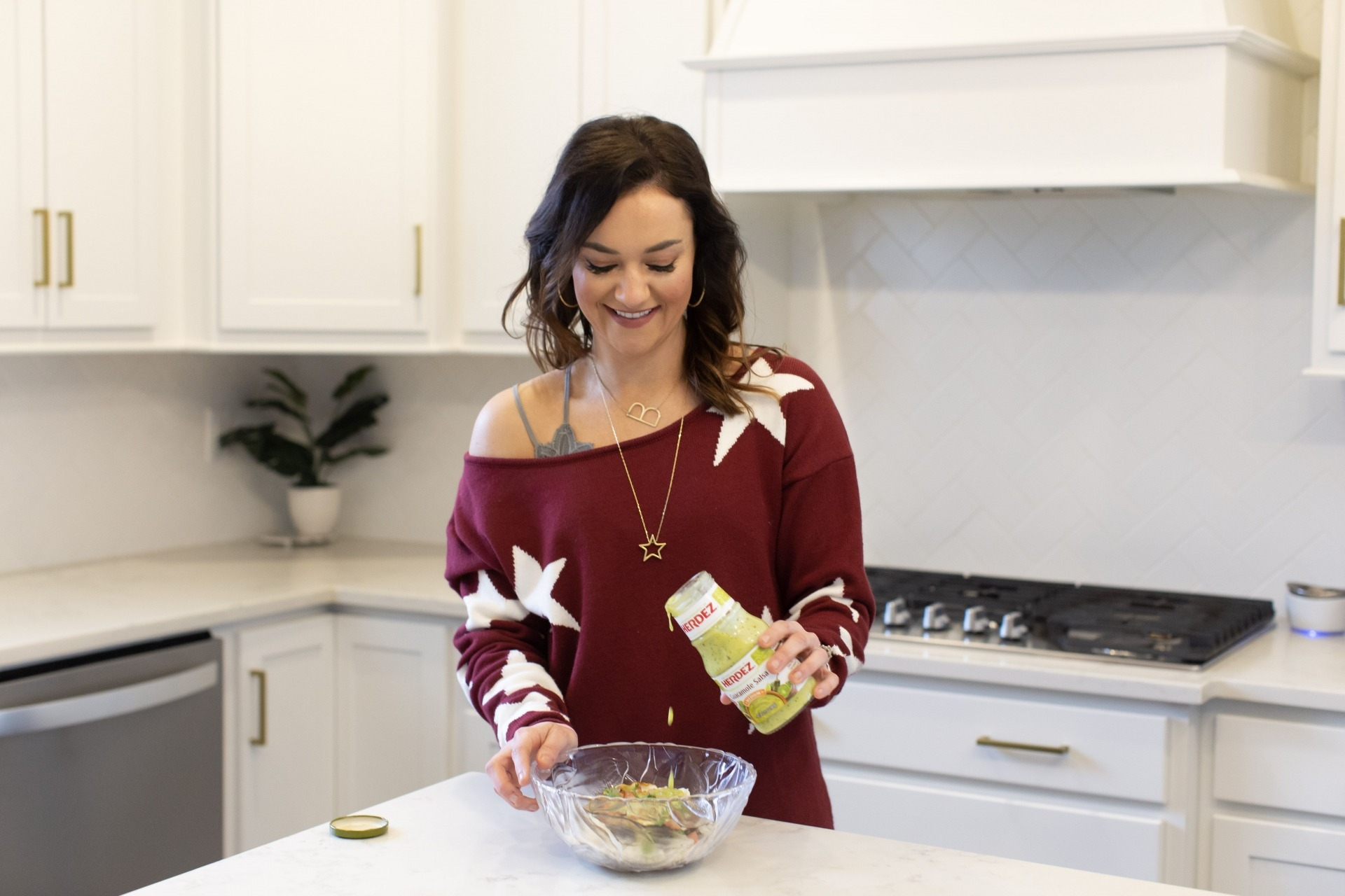 A Healthy & Easy Breakfast For Dinner Idea For Valentine's Day by Alabama Life + Style Blogger, Heather Brown // My Life Well Loved