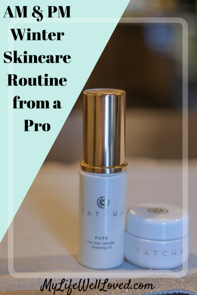 Winter Skincare Routine from a Pro