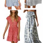 8 Cute Amazon Summer Dresses, Rompers, & Tunics for the Season