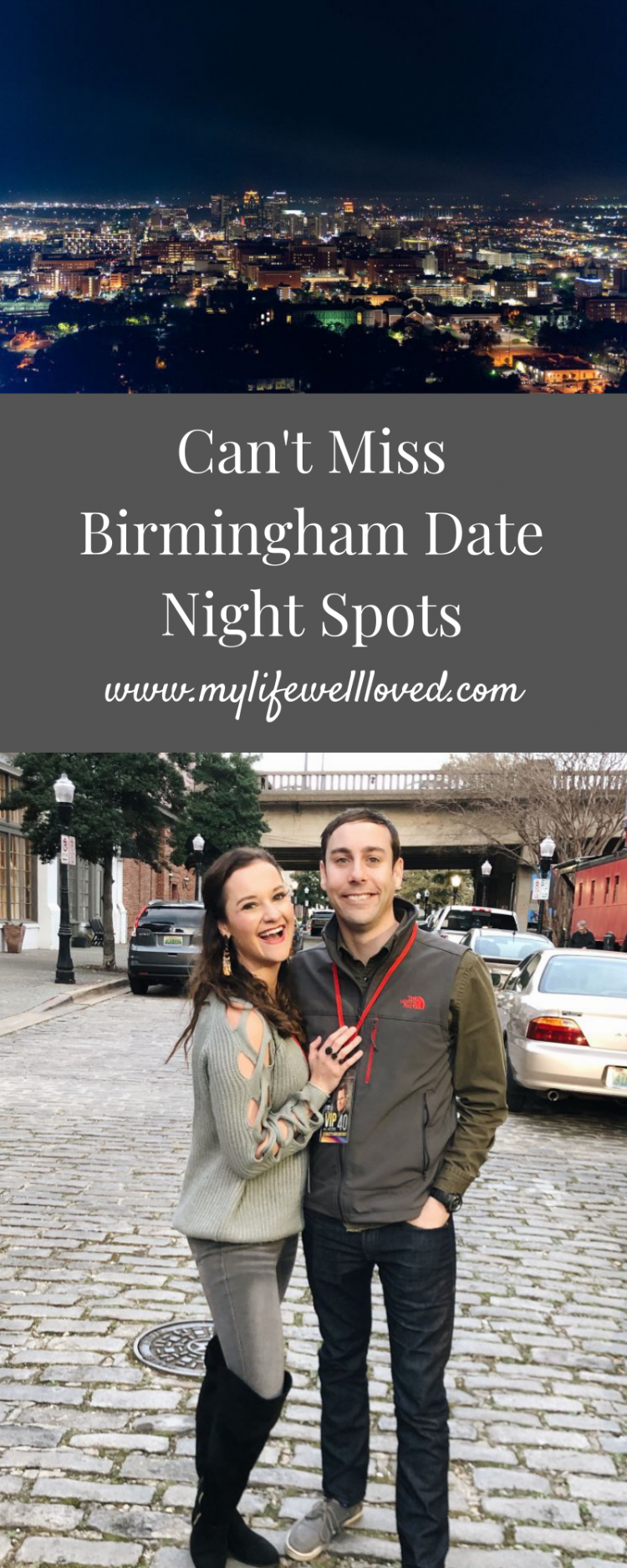 Sharing some can't miss Birmingham date night spots by Alabama lifestyle + fashion blogger My Life Well Loved // #datenight // #bestofbirmingham // #datenightideas // #bham