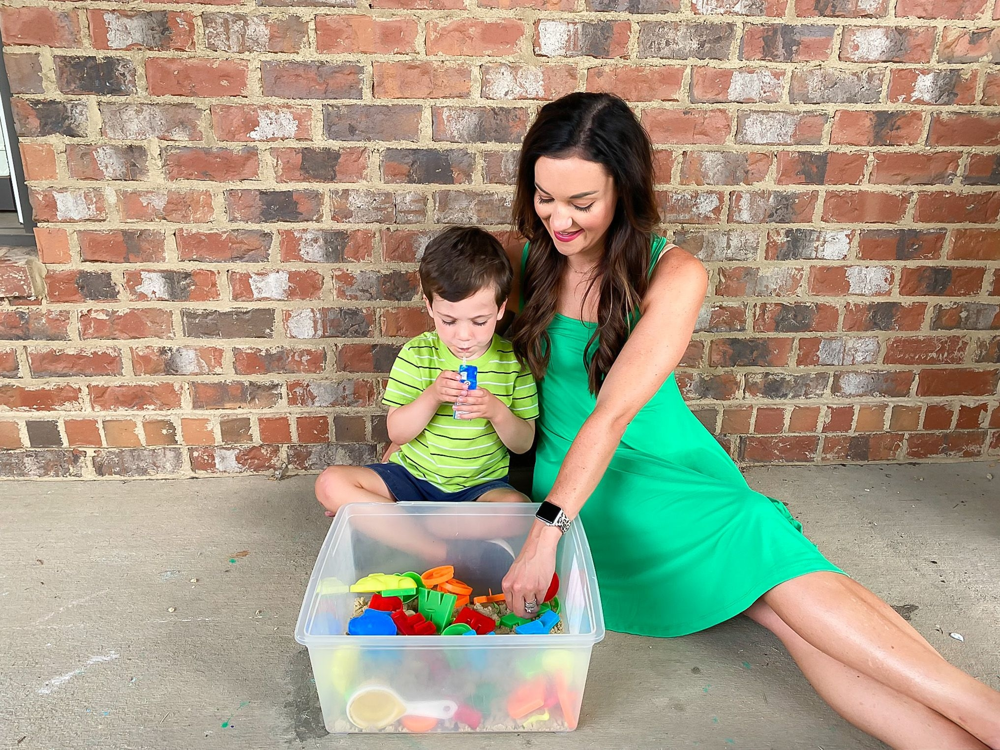 Sensory Activities For Toddlers by Alabama Mommy + Family blogger, Heather Brown // My Life Well Loved