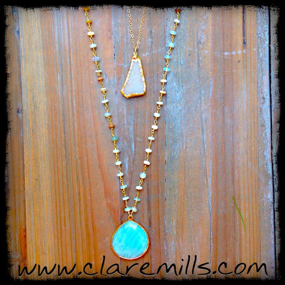 clare mills necklace