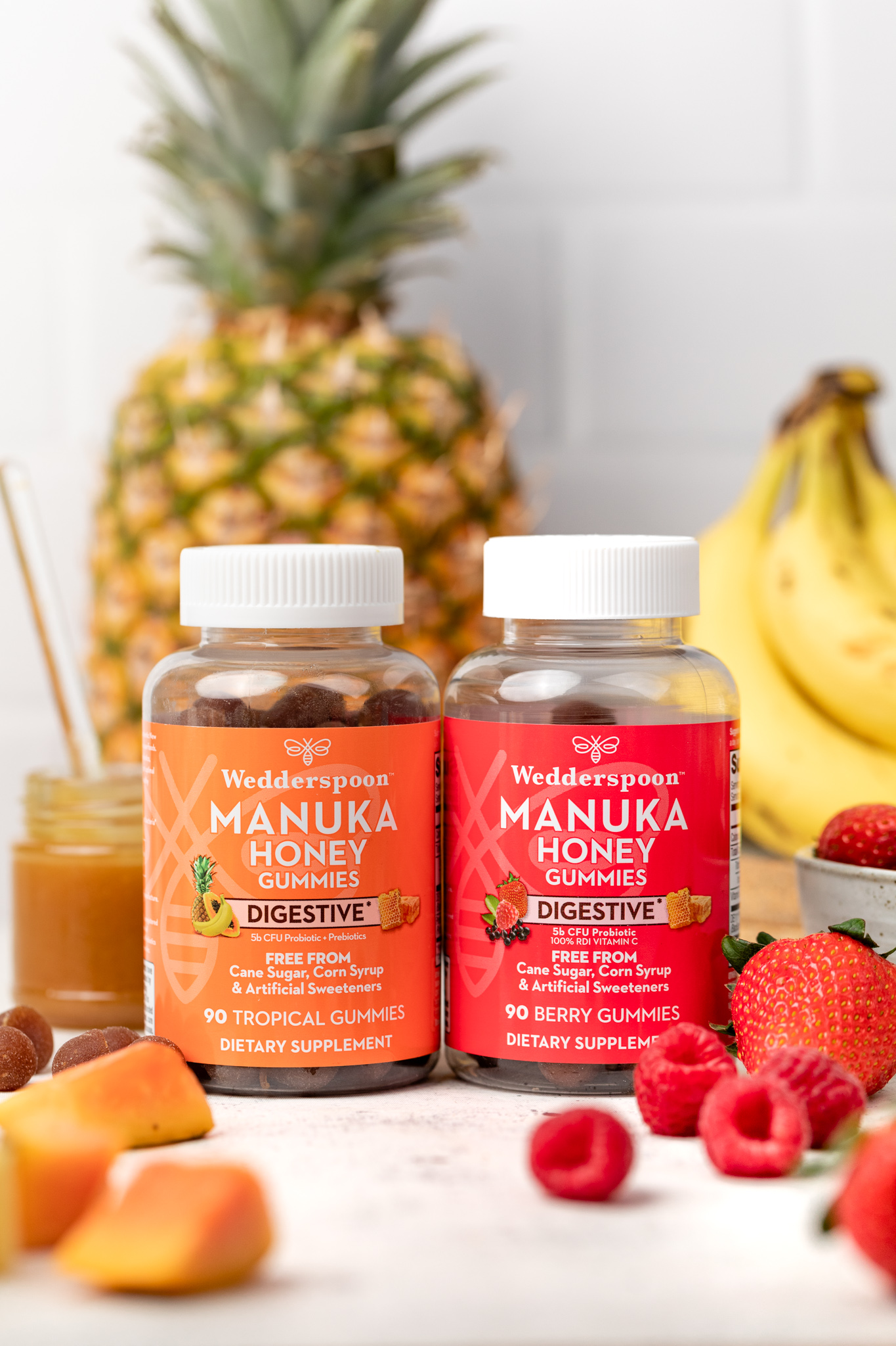 Monuka Honey digestive gummies