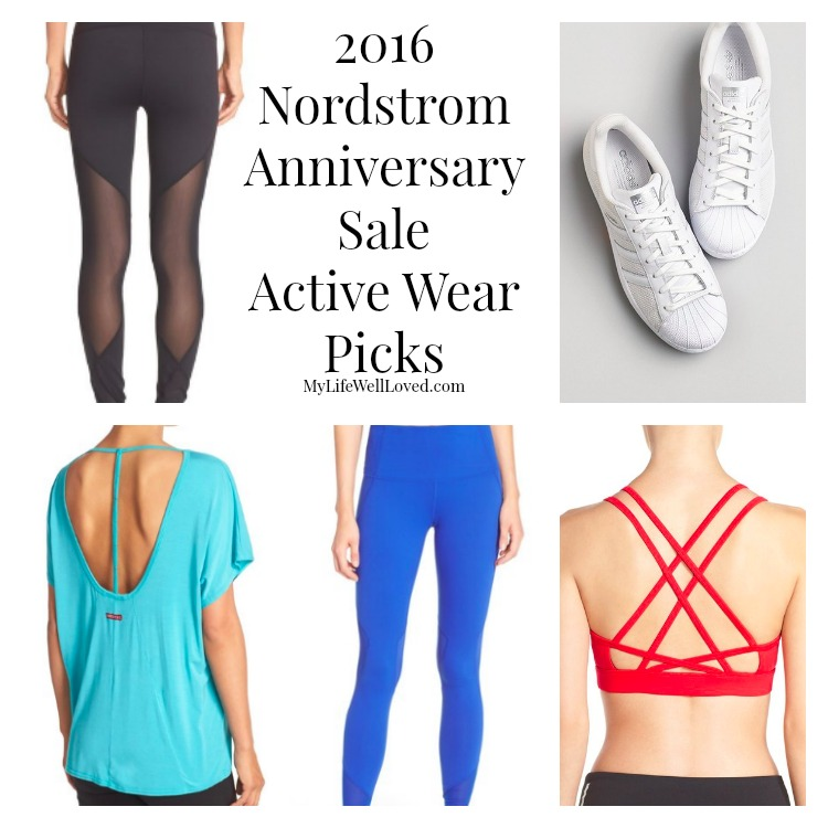 2016 Nordstrom Anniversary Sale Athletic Wear Picks from Pure Barre Teacher/Workout Lover