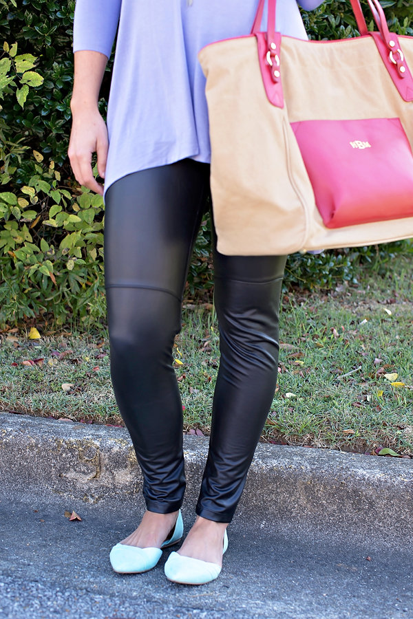Lysse Leather Pants
