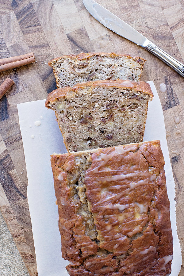 Gluten Free Banana Bread | My Life Well Loved