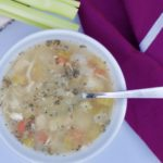 Comforting Paleo Chicken Soup