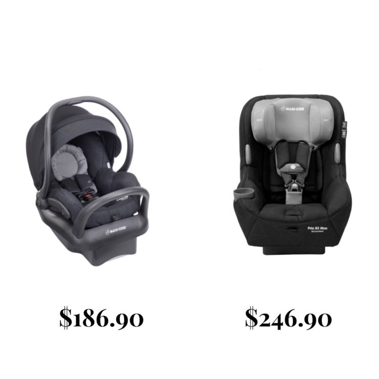 Nordstrom Anniversary Sale: Best of Baby & Maternity featured by popular Birmingham style blogger, My Life Well Loved: maxi cosi car seats