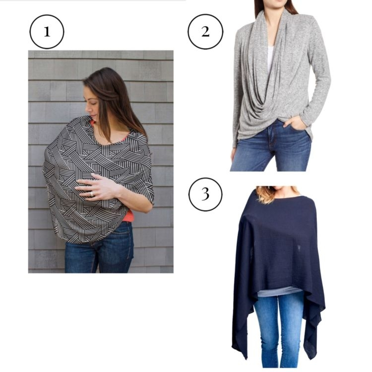 Nordstrom Anniversary Sale: Best of Baby & Maternity featured by popular Birmingham style blogger, My Life Well Loved: nursing covers