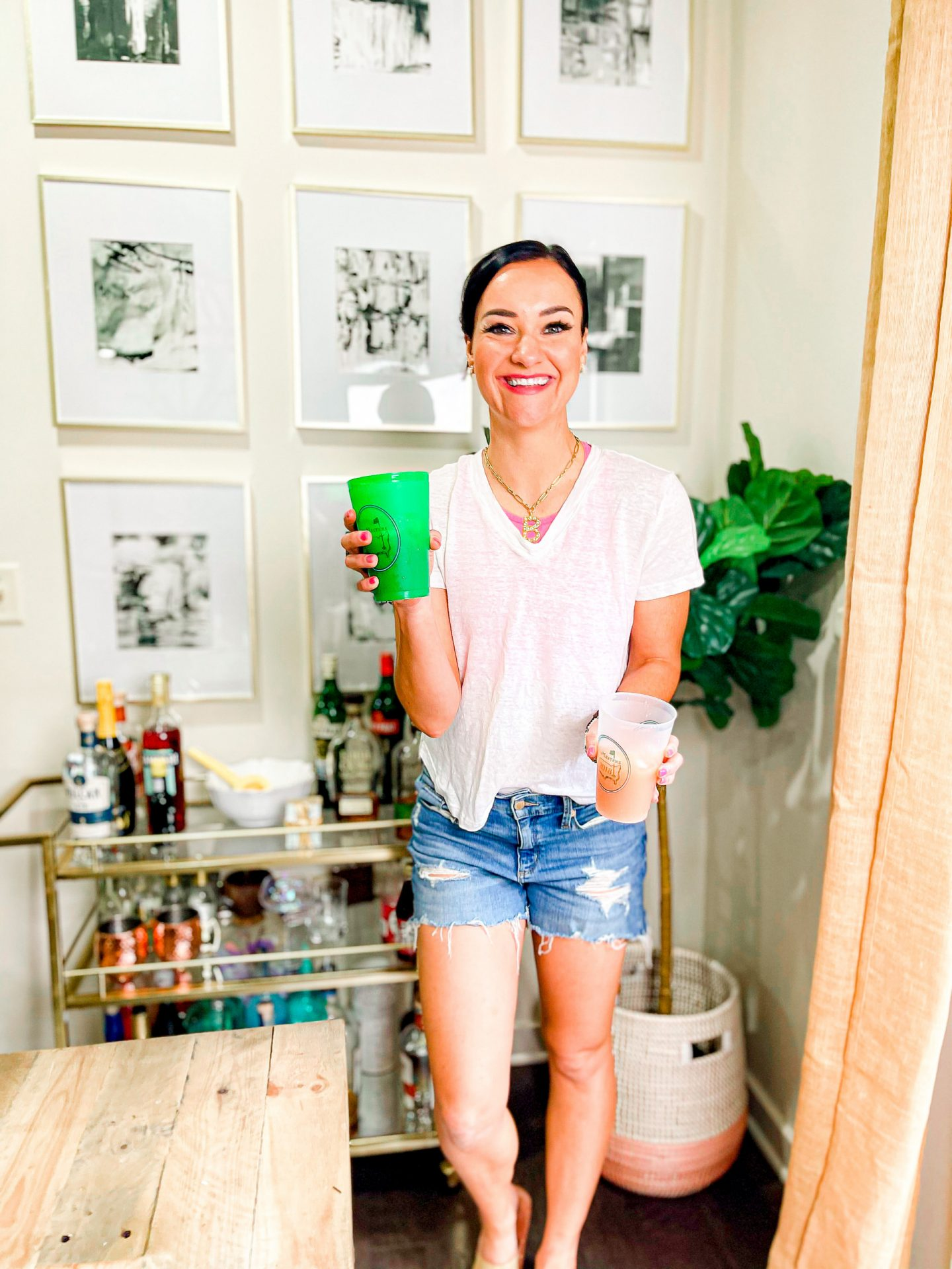 Classic Cocktails: Iced Azalea Cocktail Recipe by Alabama Food + Lifestyle blogger, Heather Brown // My Life Well Loved