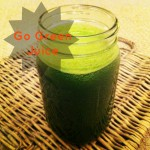 DIY Green Juicing