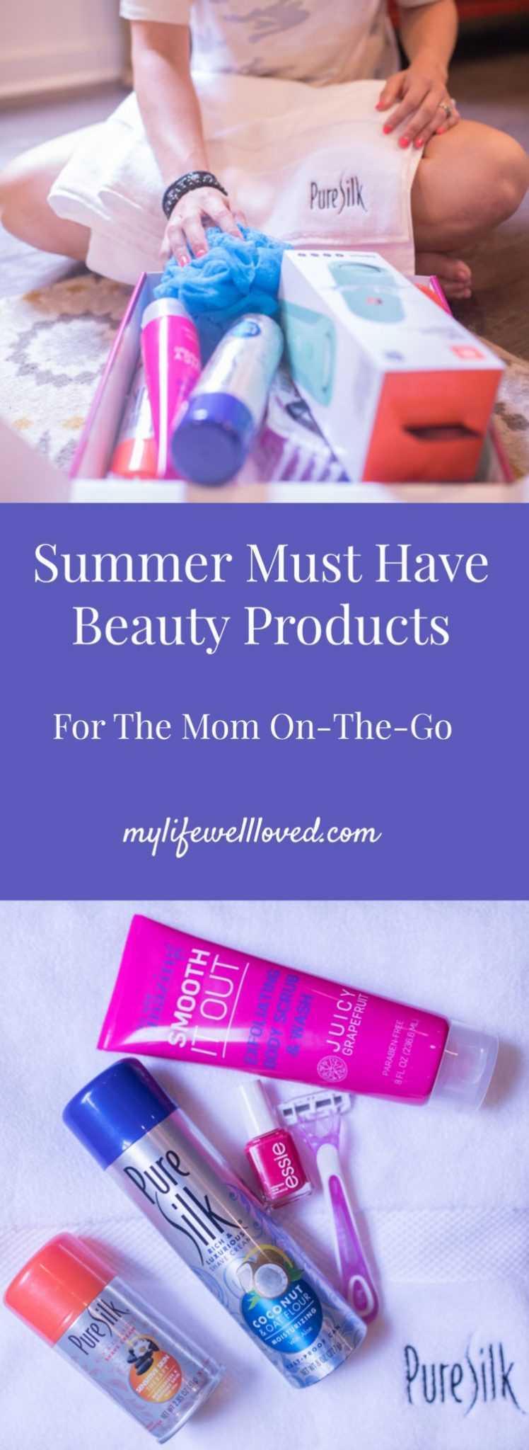 Summer Must Haves // My Life Well Loved #summer #essentials #mom #beauty #fashion