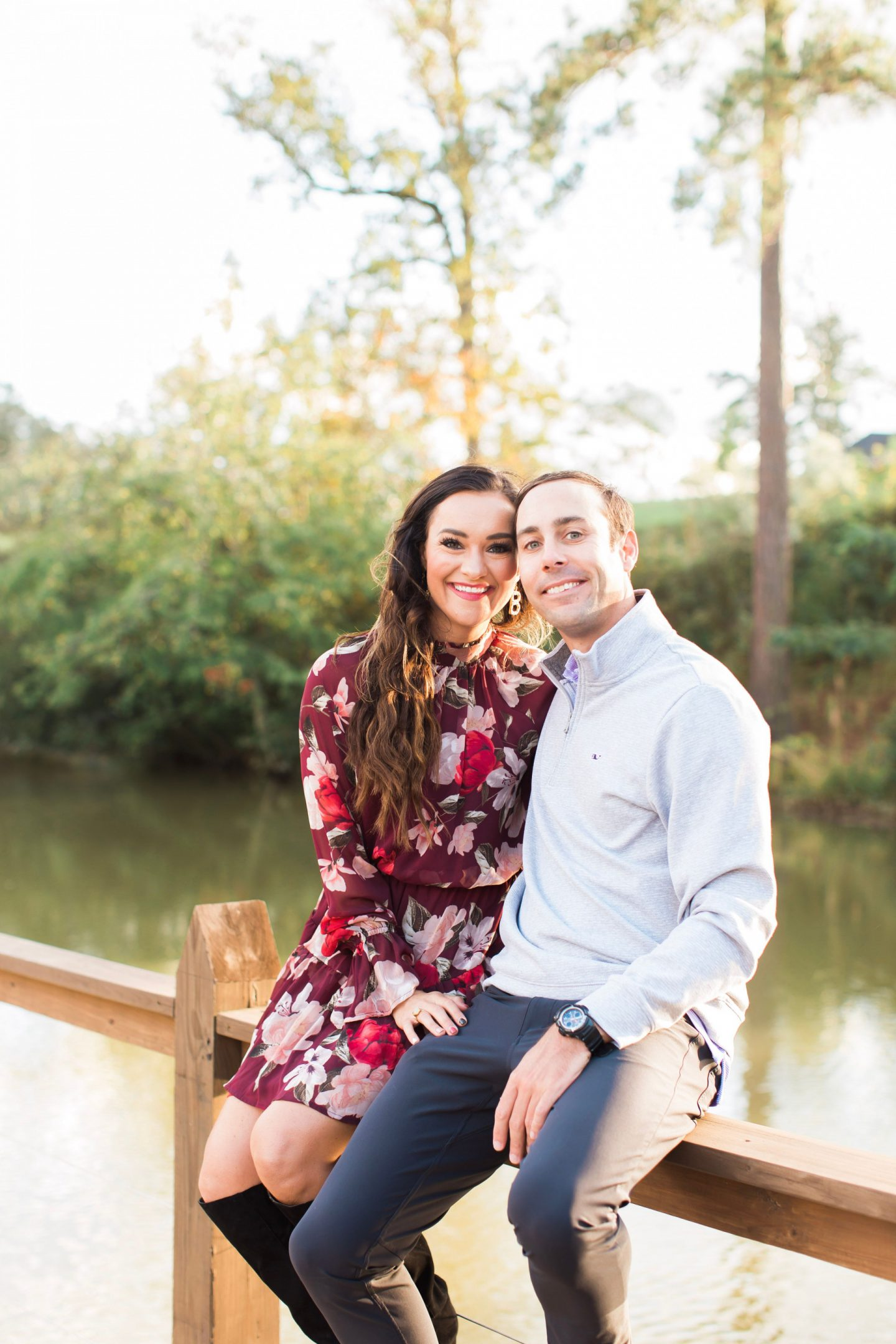Our Engagement Story: A Valentine's Day Letter To Wife by Alabama Marriage + Family blogger, Heather Brown // My Life Well Loved