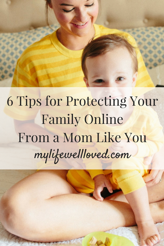Essential Internet Safety Guidelines for Every Mom Out There by Popular Alabama Healthy Life + Style Blogger, Heather // #internetsafety #motherhood #momlife