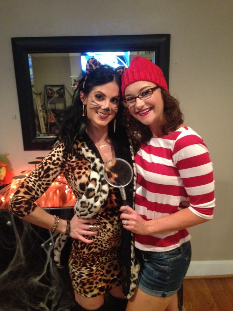 Where's Wenda Costume DIY - DIY Where's Wenda Costume by Alabama lifestyle blogger My Life Well Loved