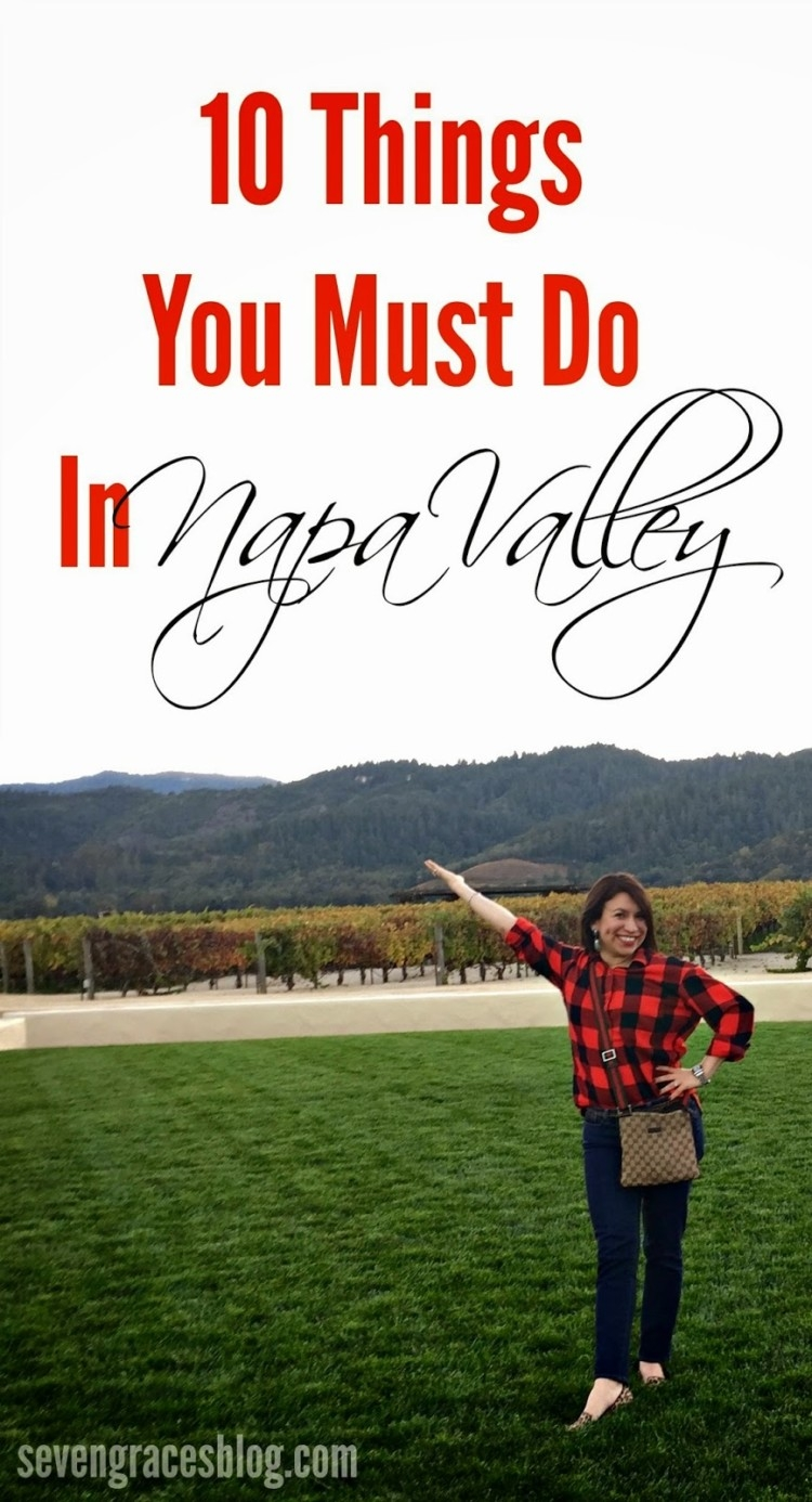 What to do in Napa Valley // Napa Valley Travel Guide