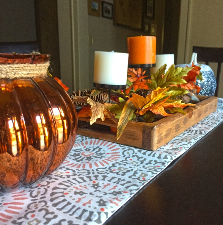 Fall Favorites: Pumpkin Decor on My Life Well Loved