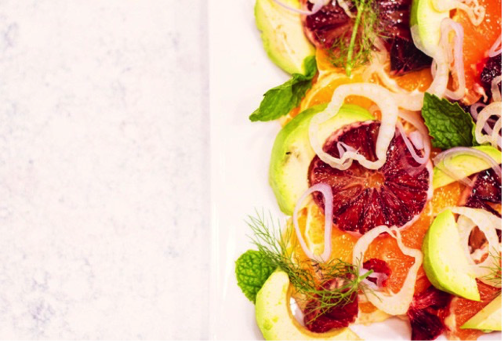 Citrus Fennel & Avocado Salad