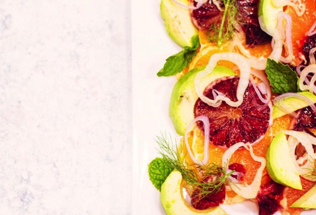Citrus Fennel & Avocado Salad