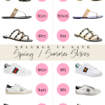 Cute Spring Shoes Knockoffs