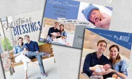 Christmas Card and birth announcement ideas