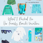 The Ultimate Family Beach Vacation Packing List: Top 10+ Essentials