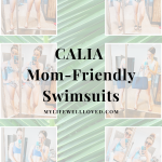 The Ultimate CALIA Swimwear Try-On: The Best Swimsuits For Moms