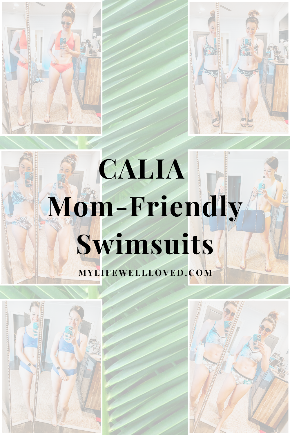 CALIA Swimwear by Alabama Life + Style Blogger, Heather Brown // My Life Well Loved