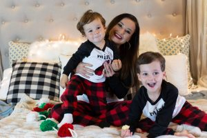 Family Christmas Pajamas From Amazon by Alabama Family + Style blogger, Heather Brown // My Life Well Loved