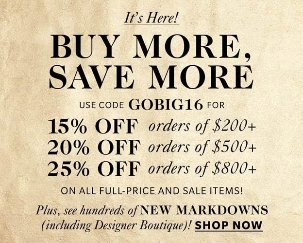 Shop Bop Black Friday Sale