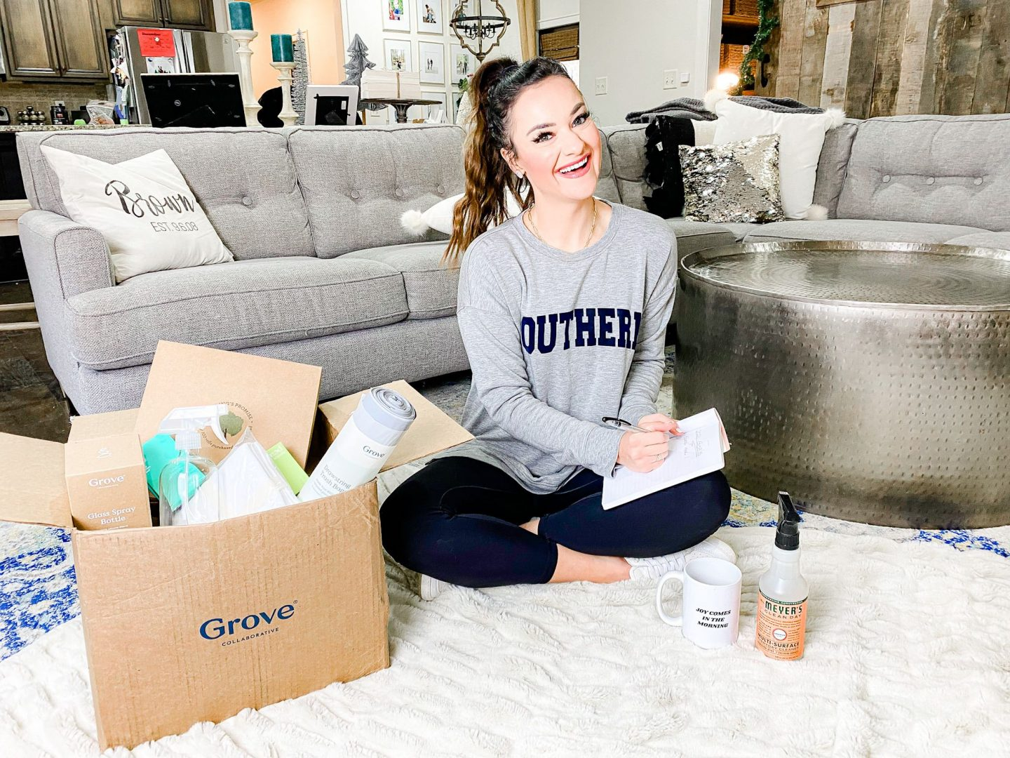 How To Keep Your Home Clean And Organized In 2021, by Alabama Health + Lifestyle blogger, Heather Brown // My Life Well Loved