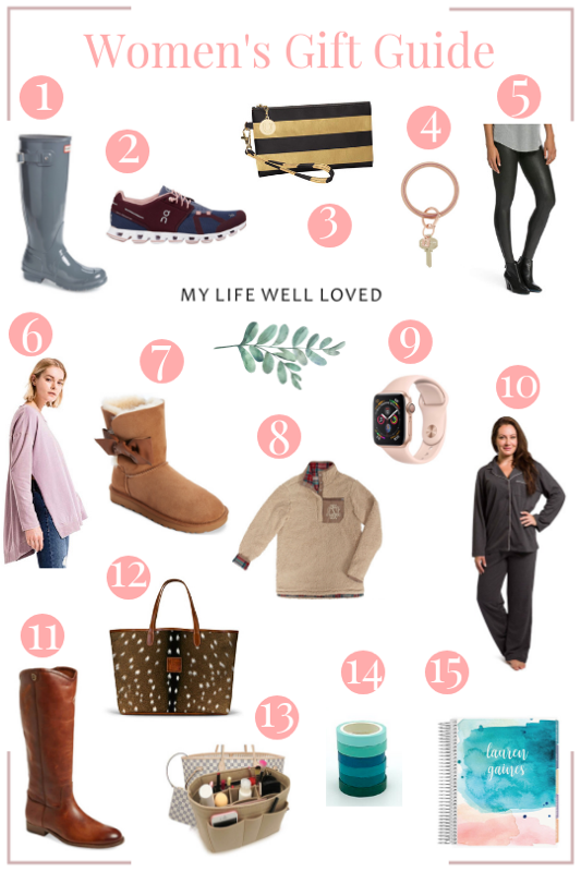 Sharing the best gift ideas for your Christmas wish list // #giftguide #christmas #giftsforher