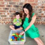 Top 11 Mess Free Learning + Sensory Activities For Toddlers You Can Do At Home